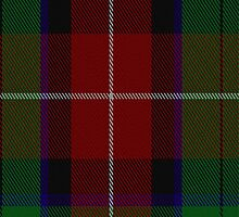 01795 Bryant (Dalgleish) Tartan Fabric Print Iphone Case by Detnecs2013