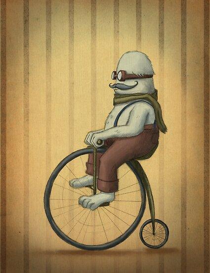 Bicycle by kaydi-did-art