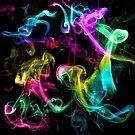 Abstract Smoke by JonesTheLad