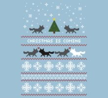 Game of Thrones Ugly Christmas Sweater + Card by rydiachacha