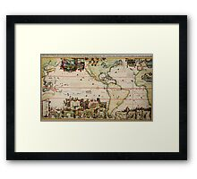 chatelain (america) The Dutch Beaver Derivative Framed Print