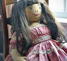 Old Doll by venny