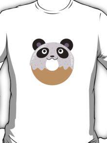 Panda Donut T-Shirt