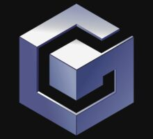 Nintendo Gamecube Logo Alternate by Hunter-Blaze