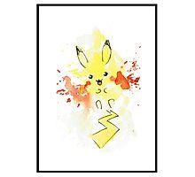 Pokemon - Pikachu  Photographic Print
