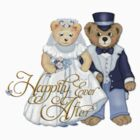 Teddy Bear Wedding by SpiceTree