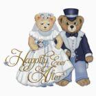 Teddy Bear Wedding by SpiceTree