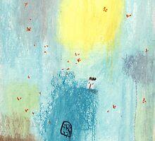 Monarch Butterflies' Milkweed Farms. by Tine  Wiggens