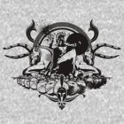 Spartan - Black by bengrimshaw