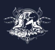 Spartan - White by bengrimshaw