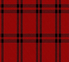 01820 Buie Clan/Family Tartan Fabric Print Iphone Case by Detnecs2013