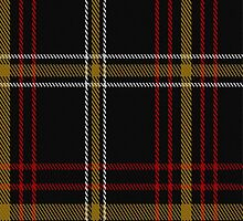 01825 Bunnahabhain Tartan Fabric Print Iphone Case by Detnecs2013