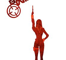 Black Widow - Avengers by stylishtech