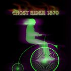 GHOST RIDER 1870 - 059 by LBStudios