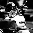 Patriotic Hog by LawrencePhoto
