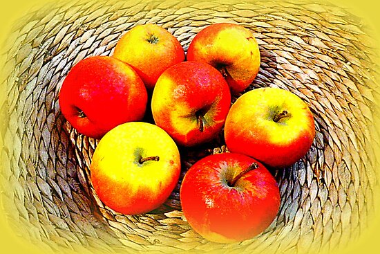 ...an apple a day! by ©The Creative  Minds