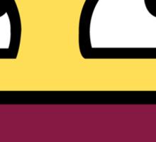 JDM Smiley  Sticker