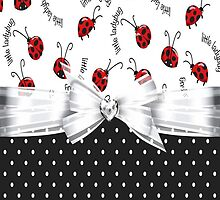 Little Ladybugs by purplesensation
