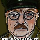 CAPTAIN MAINWARING -from the 'Comedy' range by YouRuddyGuys