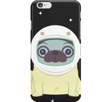 Pug in Space iPhone Case/Skin