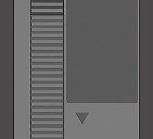 NES Cartridge SImplistic by Akoimi