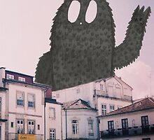 Monsters Under My Bed #01 by SampleJames