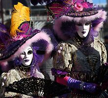 Carnival of Venice by Albo92