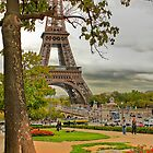 Eiffel Tower by benny2324