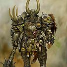 Nurgle Champion by FailedDEATH666