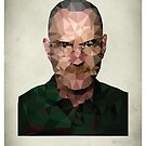 Walter White - The Chemist by Matthew Bonnington