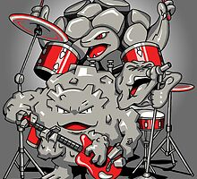 Rock & Roll by HartmanArts