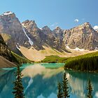 Moraine Lake by Will Rynearson