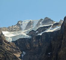 Hanging Glacier by Will Rynearson