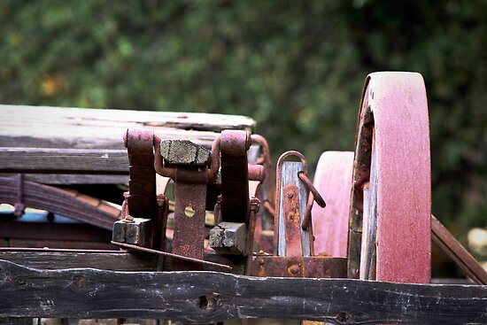 Rugged Wagon by LawrencePhoto