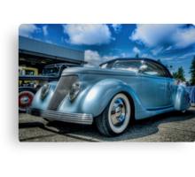 Gotham Cruiser Canvas Print