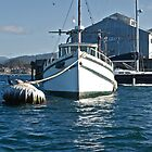 Moored at Monterey by DaveKoontz