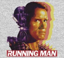 The Running Man by Emguertin