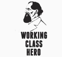Dickens - Working Class Hero by Ovinicus