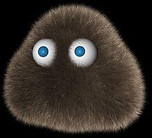 Little ball of fur by JackJonze