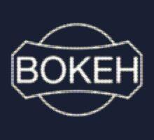 BOKEH logo reduction Kids Clothes