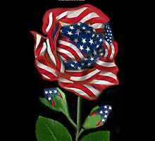 இڿڰۣ-ڰۣ—DESIGNED AMERICAN ROSE FOR THE USAஇڿڰۣ-ڰۣ— by ✿✿ Bonita ✿✿ ђєℓℓσ