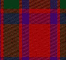 01350 Caledonian Fashion Tartan Fabric Print Iphone Case by Detnecs2013