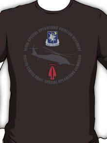 160th SOAR Black Hawk T-Shirt