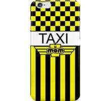 Taxi Mom iPhone Case/Skin