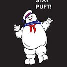 Stay Puft! by Raymond Doyle