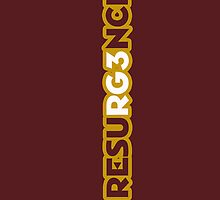 REDSKINS RESURG3NCE by Jonny Cottone