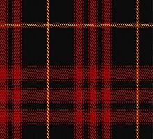 01851 University of Calgary Tartan Fabric Print Iphone Case by Detnecs2013