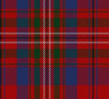 01865 Cameron of Locheil (Bonner) Clan/Family Tartan Fabric Print Iphone Case by Detnecs2013