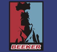 obey beeker by kennypepermans