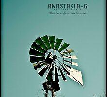 Windmill by Anastasia Grispou